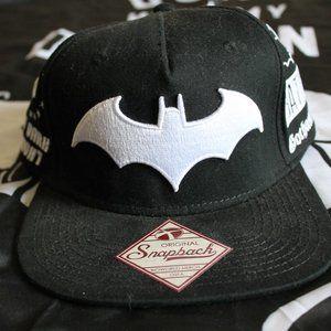 Dark Knight Snapback Hat
